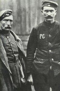 Deutsche Kriegsgefangene in Frankreich