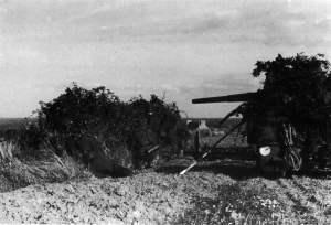 Acht-Acht des Flak-Regiments von 'HG'