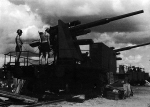 Flak-Zug der 'HG'-Division