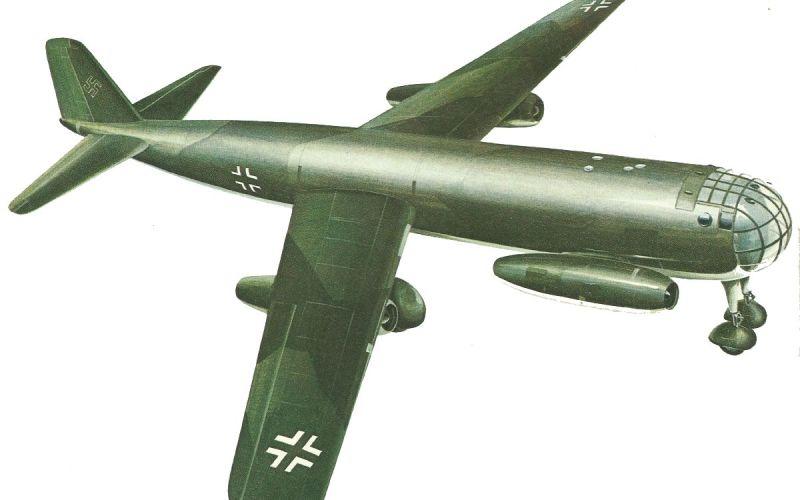 Ju 287 Düsenbomber