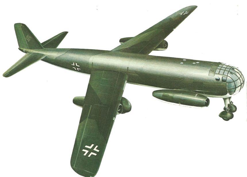 Junkers Ju 287 V1
