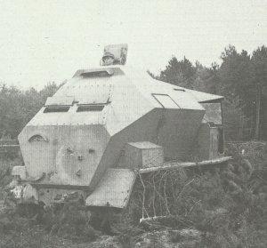 Feuerleitpanzerfahrzeug