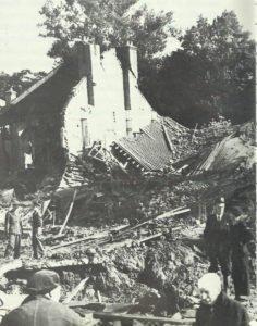 erste V-2 in England