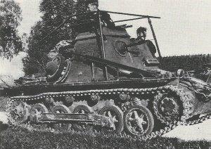 Panzer-Befehlswagen I Ausf. B