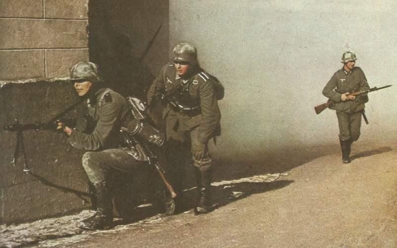 Wehrmachts-Verbände Organisation 1939-41
