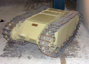 Goliath im Panzermuseum Munster