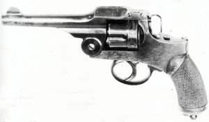 Revolver Meiji Typ 26