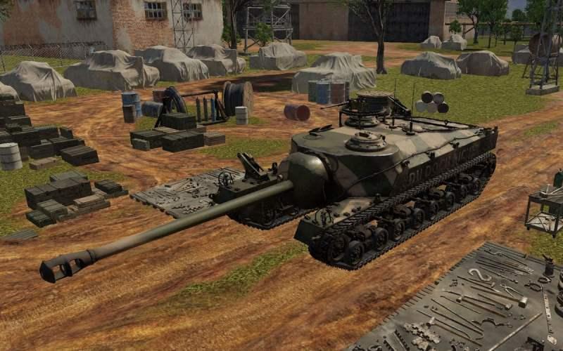 T28 und War Thunder