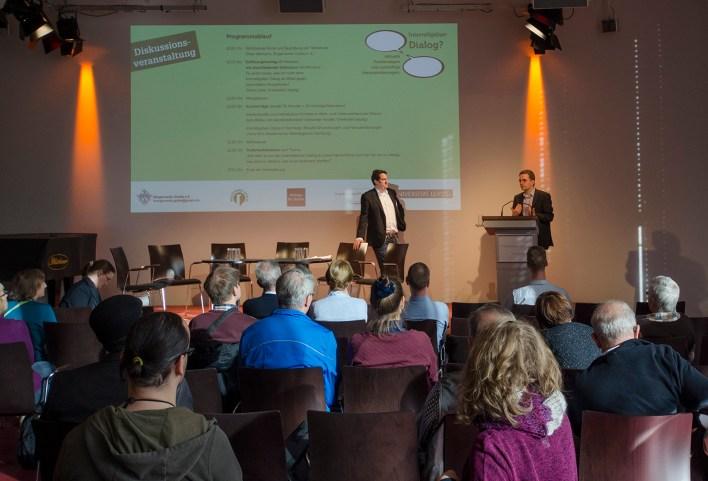 Eröffnungsvortrag mit Frank Lütze, Universität Leipzig: Du siehst etwas, was ich nicht sehe. Interreligiöser Dialog als Mittel gegen beschränkte Perspektiven?