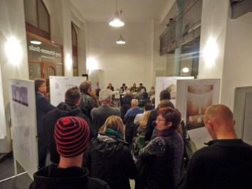 Eine Moschee für Gohlis - Ausstellungseröffnung zum Architekturwettbewerb