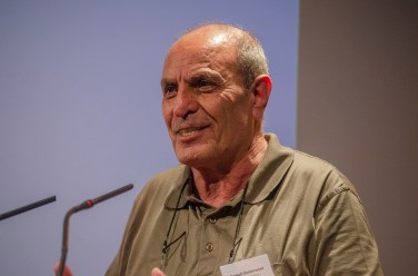 Dawud Gholamasad, Soziologe, Universität Hannover; Foto: Andreas Reichelt