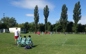 2. Interkulturelles Fußballturnier der Initiative Weltoffenes Gohlis; Foto: Peter Niemann