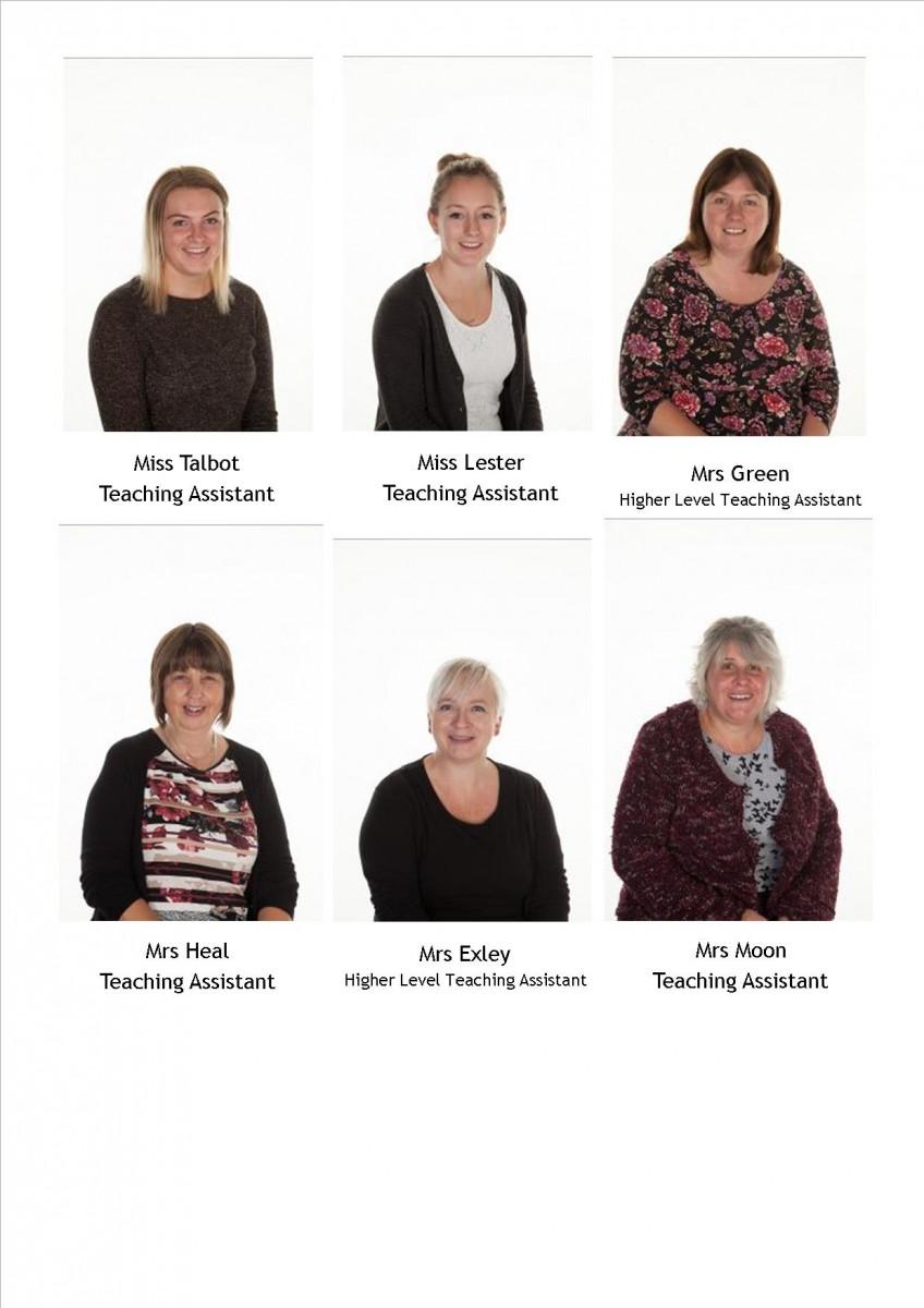 Welton Primary School School Staff