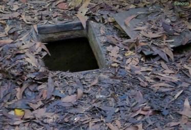 Tunneleingang in Originalgröße