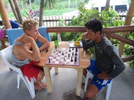 Schachwettkämpfe