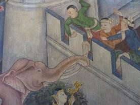Elefantenattake