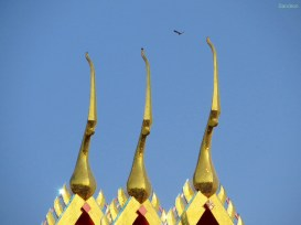Tempelspitzen