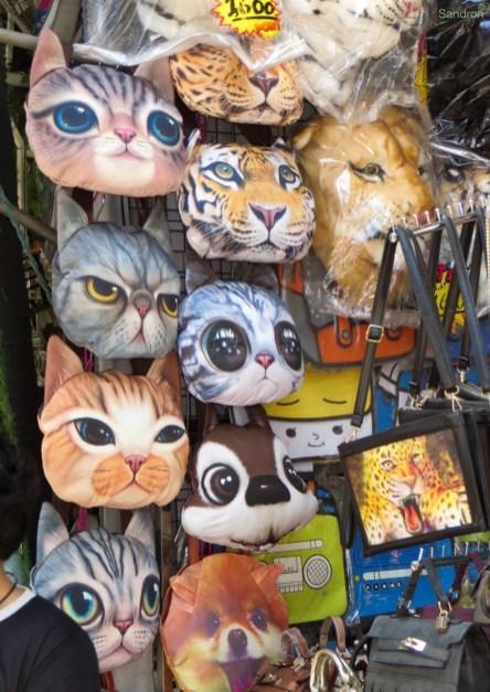 hässliche Katzenkissen