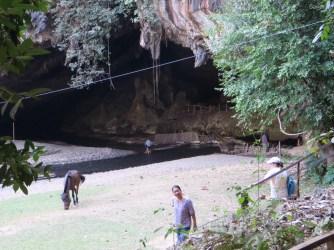 Nam Lod Höhleneingang