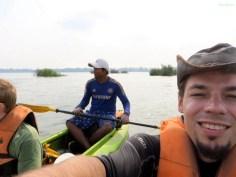 Kratie / Mekong / Kambodscha - 03.04.15