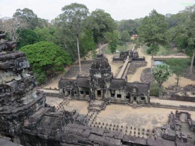 Tempel aus der Luft
