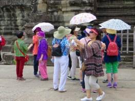 Asiatische Touristen