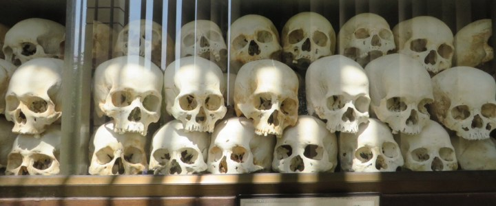 Killing Fields von Choeung Ek