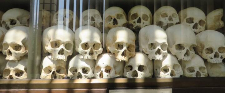 Killing Fields von Choeung Ek