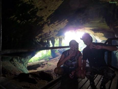 Höhlenselfie :-)