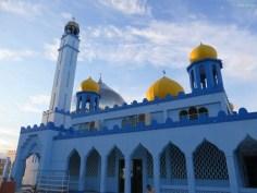 Die Moschee war das einzig hübsche.