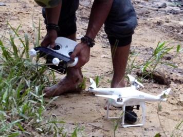 eine Drone