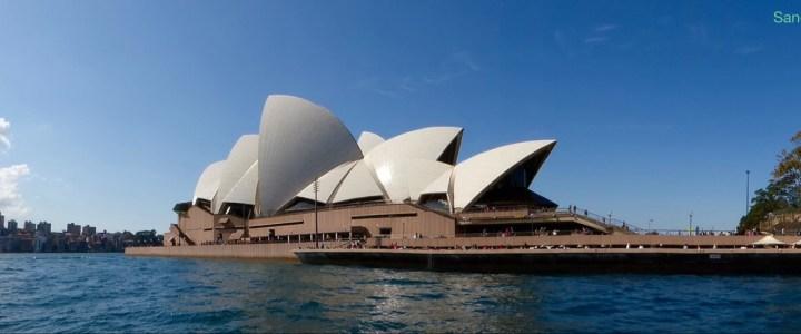 Bye Bye Asien! Hallo Australien!
