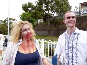 Happy Zombies