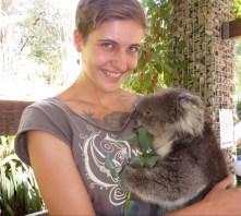 Koalas machen glücklich