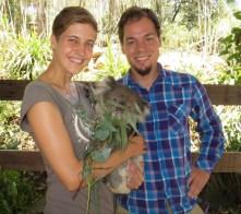 Koalafotoshooting