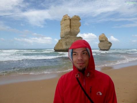 Es war wirklich kalt!