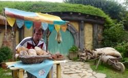 Aron, der grimmige Bäcker!