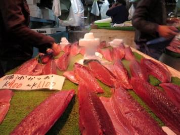 Trockeneis & Fisch
