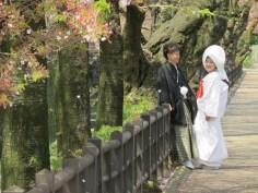 Und schon wieder Hochzeitsfotos, unsere einzige Möglichkeit traditionelle Kleidung zu bewundern :-)