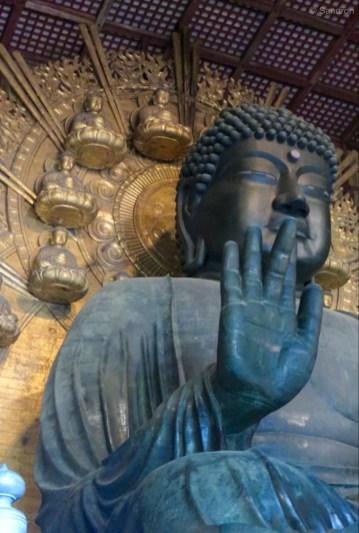 Der riesen Buddha