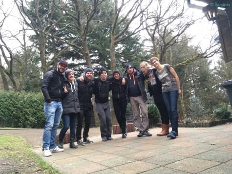 Morbach / Rheinland-Pfalz / Deutschland - 27.02.17