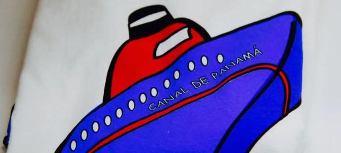 Panama-Stadt: der Kanal und das Ei