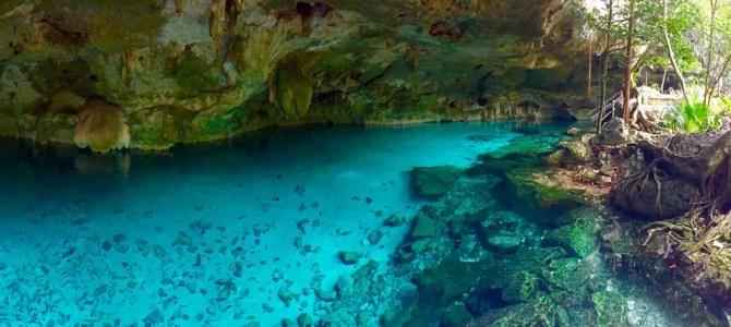 Verstörend schön: Cenote-Tauchen in Mexiko