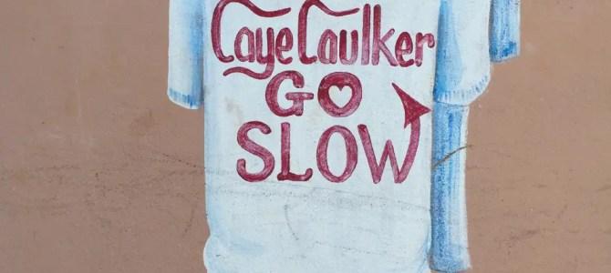 Caye Caulker: Marley meets Madonna