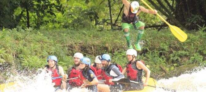 Rafting in La Fortuna