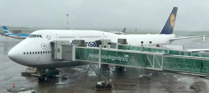 Lufthansa, das war's mit uns!
