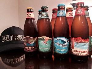 """Abends stoßen wir mit """"Liquid Aloha"""" auf unser Wiedersehen an."""