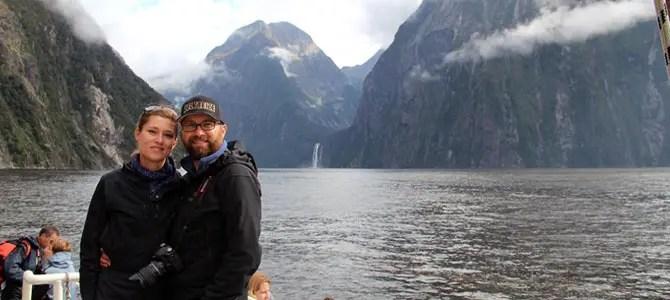 Te Anaus unechte Glühwürmchen und die Fjorde des Milford Sound