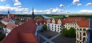Torgau-Schlossturm-Panorama