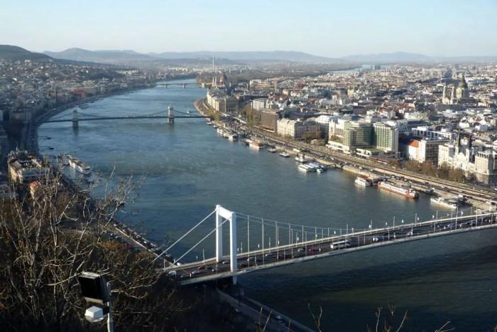 Panoramablick-auf-Budapest